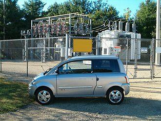 Neighborhood Electric Vehicle - 2007 ZENN 2.22 NEV