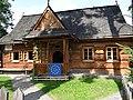 Zakopane Droga-do Rojow 6 dom drewniany 01 A-1100 M.JPG