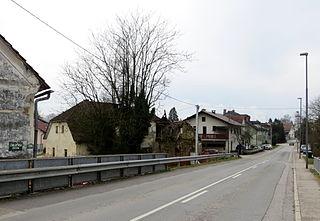 Zalog (Ljubljana) Place in Upper Carniola, Slovenia