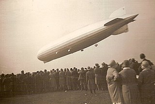 DELAG German airship airline and the worlds first airline