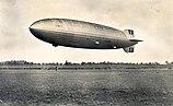 Zeppelin LZ 129, Postkarte vom August 1936