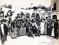 """Bedouin Wedding Procession"" in the Jerusalem section of the Pike at the 1904 World's Fair.jpg"