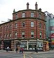 """Philip James Partnership"" 293 Deansgate, Manchester, Lancashire - geograph.org.uk - 2014517.jpg"