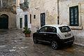 """ 11 - ITALY - Lancia Ypsilon bicolor white and black hatchback.jpg"