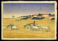 'Benaras, Early Morning' by Charles Bartlett, woodblock, 1919.jpg