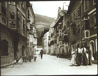 Sterzing - (Aug 1912) - Sterzing - A.E.Hasse
