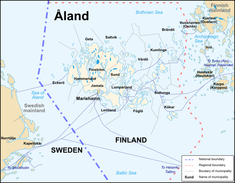 File:Åland Wikivoyage map.png