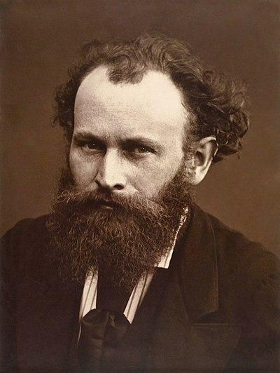 Edouard Manet, 19th-century French painter