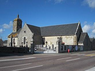 Annoville - Notre-Dame church