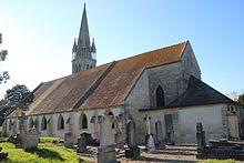 Église Saint-Pierre d'Amblie côté nef - avril 2017.jpg