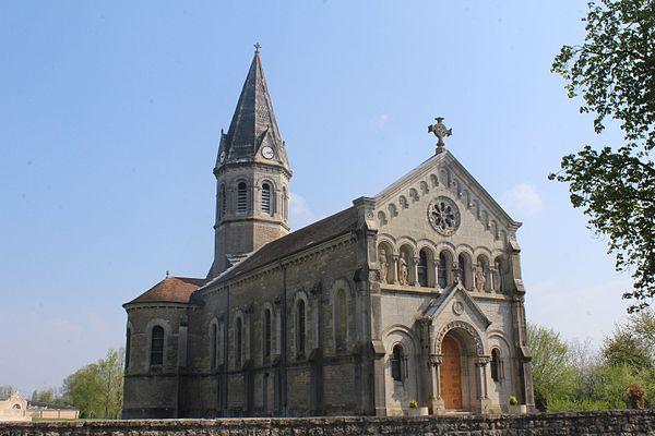 Photo de la ville Saint-Bénigne