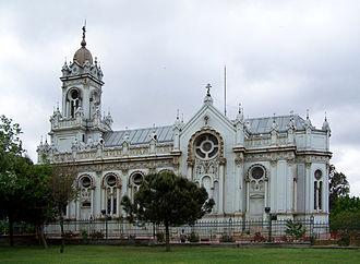 Bulgarian St. Stephen Church - Bulgarian St Stephen Church, in Istanbul