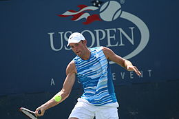 Łukasz Kubot at the 2010 US Open 02.jpg