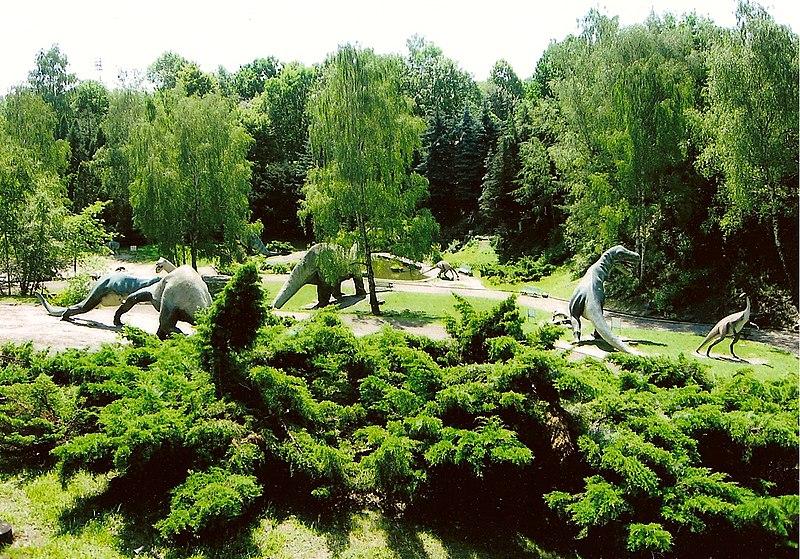 Plik:Śląski Ogród Zoologiczny - kotlina dinozaurów.jpg