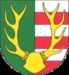 Huy hiệu của Železná Ruda