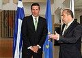 Επίσκεψη Υπουργού Εξωτερικών Σταύρου Λαμπρινίδη στην Κύπρο (18.06.2011) (5848201826).jpg