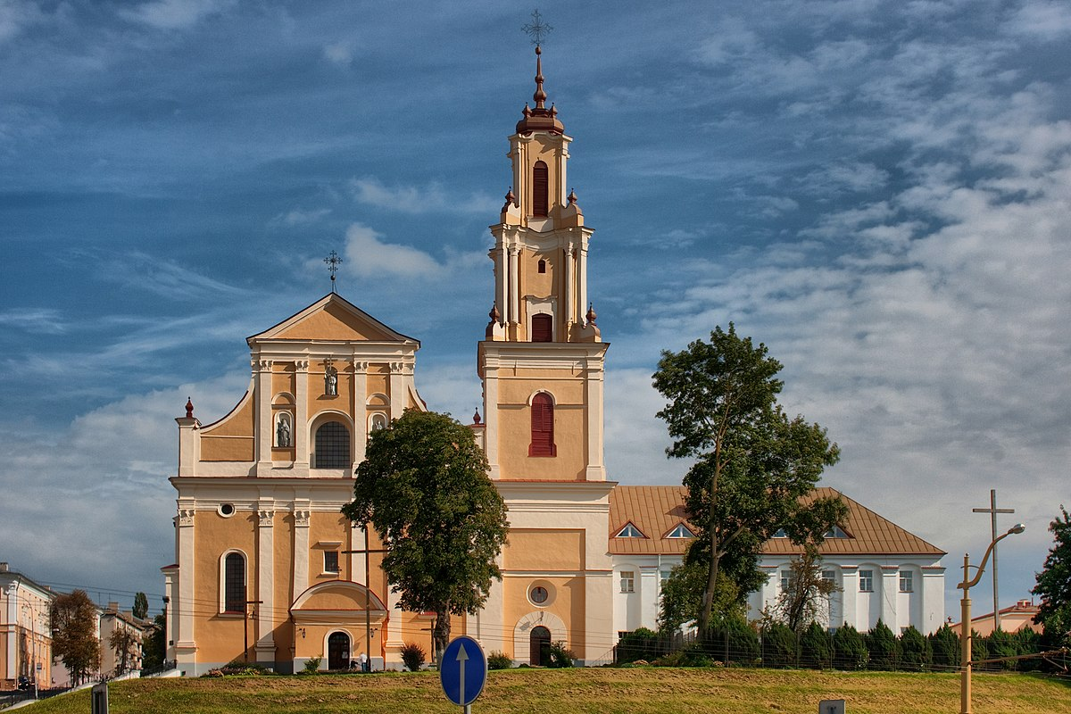 Grodno – Travel guide at Wikivoyage