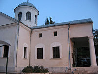 Храм двенадцати апостолов в балаклаве
