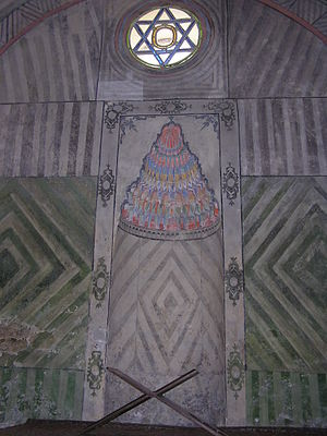 Bakhchisaray Palace - Mihrab in the Small Mosque