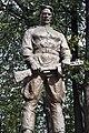 Братская могила воинов Красной Армии у железнодорожной станции Крюково 09.jpg