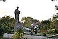 Братська могила воїнів радянської армії, смт. Клевань, вул. Б. Хмельницького,5 2.jpg