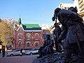 Вид на дом со стороны памятника основателям Ростова.JPG