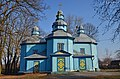 Горбулів. Унікальна козацька Миколаївська церква. 1746 р.jpg