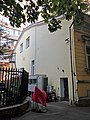 Загородная вилла Оконешникова. Дворовый (юго-восточный) фасад.jpg