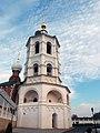 Колокольня, в Николо-Пешношском монастыре.jpg