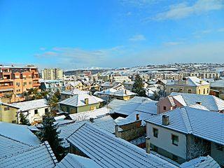 Kumanovo Town in Northeastern, North Macedonia