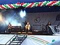 Кутиков и группа Нюанс на Илимпиаде в Коряжме, 2012 (02).JPG