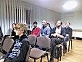 Макс Кідрук на презентації книги Не озирайся і мовчи у Чернігові. 11 Запитання із залу.jpg