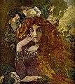 Муза, Михаил Врубель, 1896.jpg