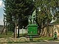 Пам'ятник радянським воїнам в Клевані DSCF7486.JPG