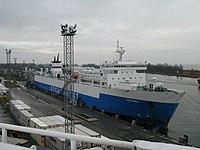 Паром Балтийск на 83 причале п Балтийск.jpg