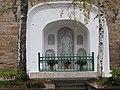 Псково-Печерский монастырь, могила Преп. Корнилия.jpg