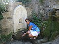 Старий Крим. Монастир Сурб-Хач. Фонтан.jpg