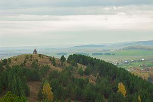 Duvansky District - Mount Big Tastuba, Duvansky District