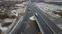 Транспортная развязка на 189-м км трассы М-5 «Урал» в Рязани (1).jpg