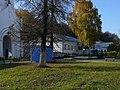 Тула, ул.Л.Чайкиной, 2. Щегловский монастырь. Хозяйственное здание. Фото 1.JPG