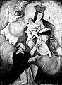 Уручэнне ружанца святому Дамініку. XVIII ст., в. Гярвяты, Астравецкі р-н.jpg