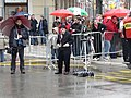 Участник-одиночка 25-го карнавала в Риеке (Хорватия) - Оператор Чарли Чаплин Фото 2.jpg