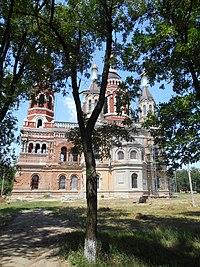 Церковь Параскевы Пятницы (Ростовская область, ст-ца Манычская)-1.JPG
