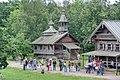 Часовня из д.Кашира Маловишерского р-на, 02.08.2009 - panoramio (1).jpg