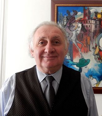 Khachik Abrahamyan - Image: Խաչիկ Աբրահամյան 1
