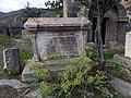 Մանուչար-Բեկ Մելիք Հյուսեինյանի տապանաքարը Գորիսի մելիքների եկեղեցու գերեզմանոցում.jpg
