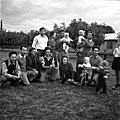 בית-זרע - 1938 -קיבוץ ליטא משמאל - אריה גורביץ חונא ארילאה אסא שמאל י btm11401.jpeg