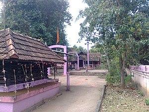Adoor - Mannadi devi temple