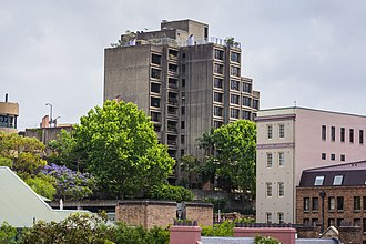 Sirius building - Image: 'SIRIUS' Residential development for Sydney Housing Commission of NSW (1)