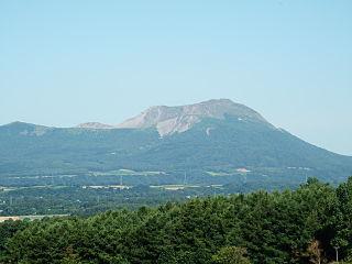 Mount Usu Active volcano in Hokkaido, Japan